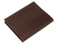 "Sony Brown Leather Cover for the G Series 12"" Valigetta ventiquattrore Marrone"