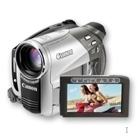 Canon DC50 DVD Digital Camcorder 8.39MP CCD