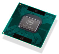 Intel ® CoreT2 Duo Processor T5600 (2M Cache, 1.83 GHz, 667 MHz FSB) 1.833GHz 2MB L2 processore