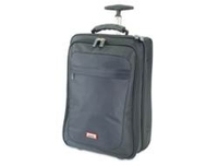 APC Business Casual Vertical Roller Notebook Case Trolley case Nero