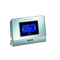 Philips Streamium SLA5520NS/02 Argento lettore multimediale
