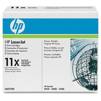 HP 11X Laser cartridge 12000pagine Nero