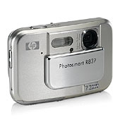 HP Photosmart R837 Digital Camera