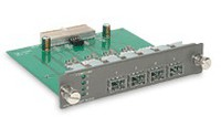 D-Link 4 Port SFP/mini-GBIC Expansion Module Interno 1Gbit/s componente switch
