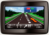 "TomTom Via 120 - Europe Palmare/Fisso 4.3"" Touch screen 185g Nero navigatore"