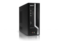 Acer Veriton VX275-SD5801L 3.2GHz E5800 SFF Nero, Argento PC