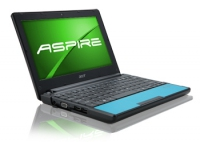 "Acer Aspire One Education E100-13Dbb 1.66GHz N455 10.1"" 1024 x 600Pixel Nero Netbook"