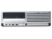 HP Compaq dc7700p Intel CoreT2 Duo Processor E6300 1G/160G DVD+/-RW WVST Bus Small Form Factor PC