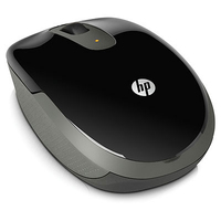 HP LB454AA RF Wireless Ottico 1200DPI Nero mouse