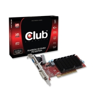 CLUB3D CGA-5452PLI Radeon HD5450 0.5GB GDDR2 scheda video