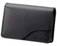 Sony Leather Carrying Case for Cyber-shot ® Digital Cameras - Black Nero