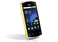 Acer Liquid Mini E310 SIM singola Giallo