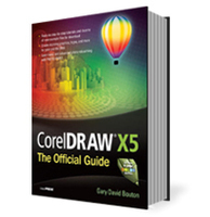 Corel DRAW Graphics Suite X5: The Official Guide 964pagine Francese manuale software