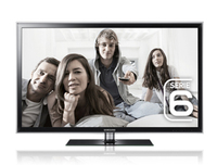 "Samsung UE32D6200 32"" Full HD Compatibilità 3D LED TV"