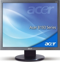 "Acer B193LOwmdr 19"" HD Nero monitor piatto per PC"