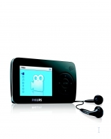 Philips Flash audio video player 2GB