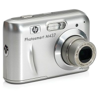 HP Photosmart M437 Digital Camera
