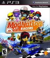 Sony ModNation Racers PlayStation 3 videogioco