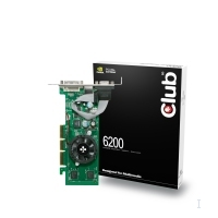 CLUB3D CGN-626L GeForce 6200 GDDR2 scheda video