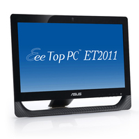"ASUS EeeTop PC ET2011EGT-B064E 3.2GHz E5800 20"" 1600 x 900Pixel Nero PC All-in-one"