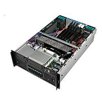 Intel SFC4URX 4U Metallico sistema barebone per server
