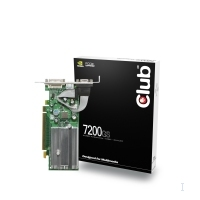 CLUB3D CGNX-GS726 GeForce 7600 GDDR2 scheda video