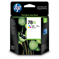 HP 78XL Tri-color Inkjet Print Cartridge Ciano, Giallo cartuccia d
