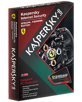Kaspersky Lab Internet Security Special Ferrari Edition, 1 Y, 1 u, DE