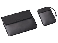 "Sony Carrying Pouch for VAIO TZ series 11.1"" Custodia a tasca Nero"