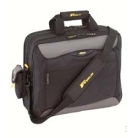 "Targus XL City Gear Notebook Case 17"" Borsa da corriere Nero"