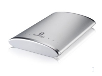 Iomega 160GB eGo Hi-Speed USB 2.0 - Silver Portable Hard Drive 160GB disco rigido esterno
