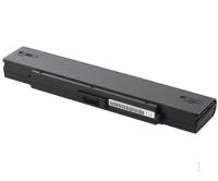 Sony Standard Battery for AR, CR and SZ VAIO®, Black Ioni di Litio 5200mAh batteria ricaricabile