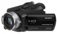 Sony 100GB, HDD Handycam 6.1MP CMOS