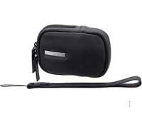 Sony Black Leather Camera Case