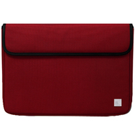 "Sony Protective Case with VAIO® Smart ProtectionT, Red 13.3"" Custodia a tasca Rosso"