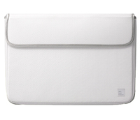 "Sony Protective Case with VAIO® Smart ProtectionT, White 13.3"" Custodia a tasca Bianco"