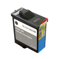 DELL Ink f/ J740 Nero cartuccia d
