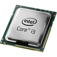 HP Intel Core i3-380M 2.53GHz 3MB L3 processore