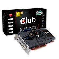 CLUB3D CGAX-67924 Radeon HD6790 1GB GDDR5 scheda video