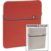 "Case Logic 13"" Reversible Laptop Shuttle 13"" Custodia a tasca Rosso"