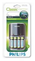 Philips MultiLife SCB1425NB/05 Indoor battery charger Nero carica batterie