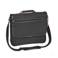 "Targus Prism Ladies Messenger Black & Pink 15"" Borsa da corriere Nero"