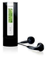 Philips GoGear Lettore audio con memoria flash SA2220/02