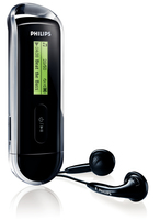 Philips GoGear Lettore audio con memoria flash SA2325/02