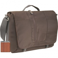 "Case Logic XN Messenger Bag 15.4"" Brown 15.4"" Borsa da corriere Marrone"