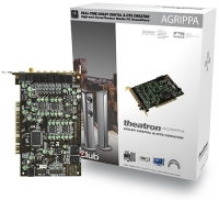 CLUB3D Theatron Agrippa DTS 7.1 Interno 7.1channels PCI