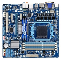 Gigabyte GA-880GMA-USB3 AMD 880G Socket AM3+ Micro ATX scheda madre
