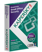 Kaspersky Lab Small Office Security, 5u, 1srv, 1Y Base license 5utente(i) 1anno/i
