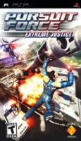 Sony Pursuit Force: Extreme Justice PlayStation Portatile (PSP) videogioco