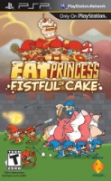 Sony Fat Princess: Fistful of Cake PlayStation Portatile (PSP) videogioco